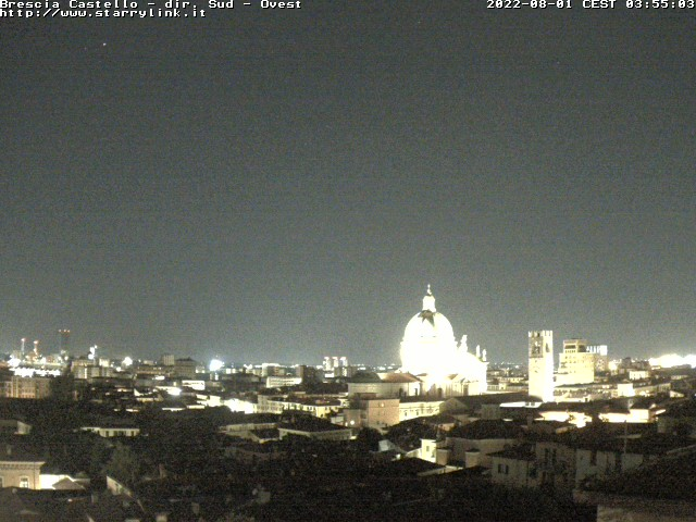 webcam Brescia