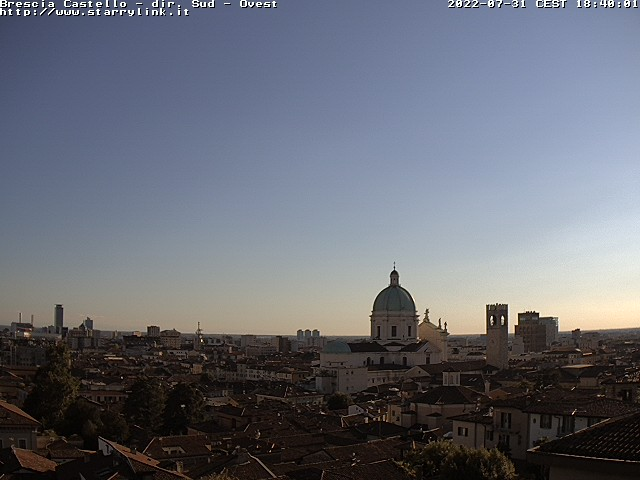 webcam brescia castello n. 387