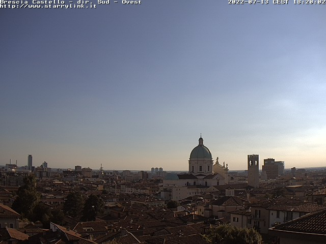Brescia Webcam
