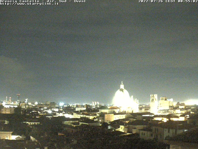 Webcam di Brescia, Lombardia