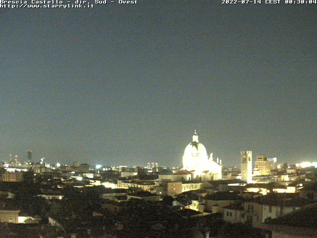 webcam brescia castello n. 47174